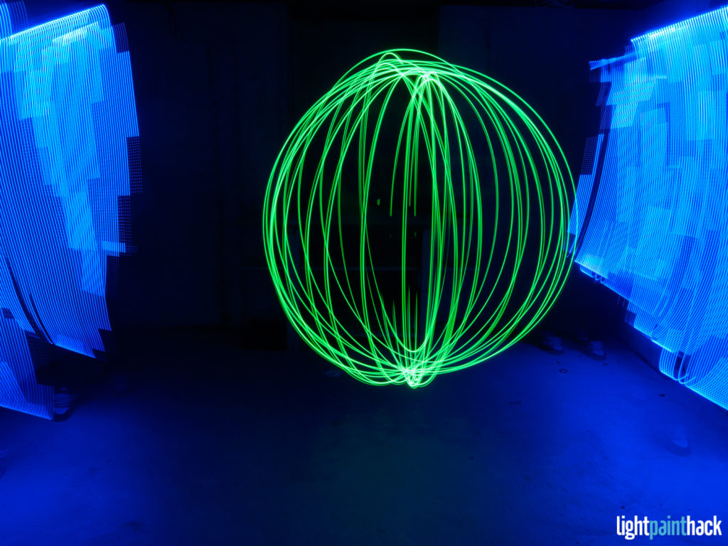 Light Painting Session Episode 2